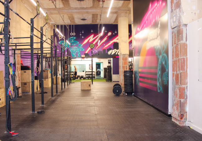 Crossfit Downtown Strength and COnditioning Miami gym downtown gym DTSCMIA #DTSCMIA DTSCMiami Miami Gym Downtown