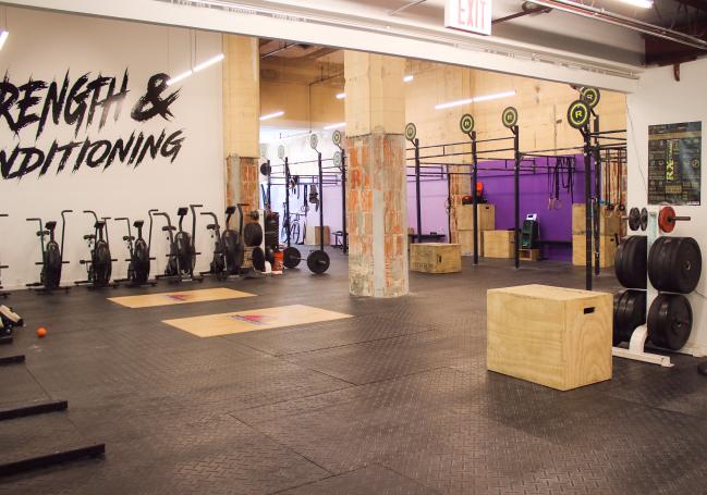 Miami Downtown Crossfit Gym DTSCMIA DTSCMiami