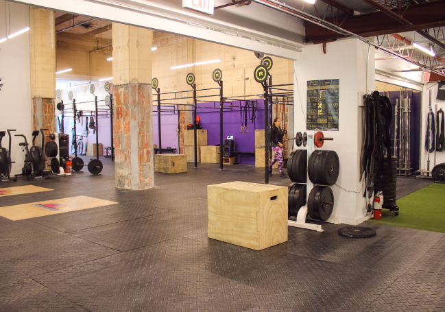 Miami Downtown Crossfit Gym DTSCMIA DTSCMiami