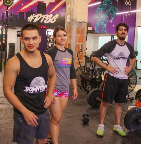 Gym Downtown miami Crossfit